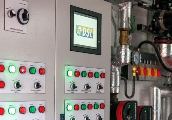 DSL Building Management System