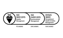 BSI ISO 9001-2015