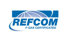 REFCOM F-GAS Cetificated
